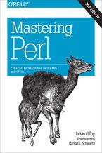 Okładka książki Mastering Perl. 2nd Edition