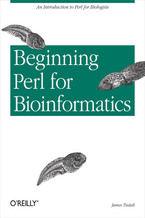 Okładka książki Beginning Perl for Bioinformatics