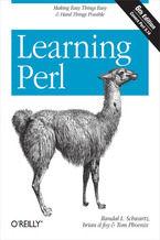 Okładka książki Learning Perl. 6th Edition