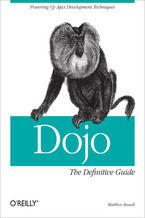 Okładka książki Dojo: The Definitive Guide. The Definitive Guide