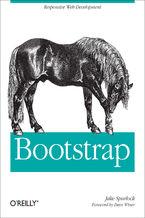 Okładka książki Bootstrap. Responsive Web Development