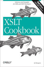 Okładka książki XSLT Cookbook. 2nd Edition