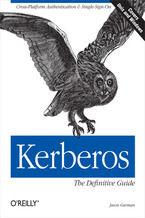 Okładka książki Kerberos: The Definitive Guide. The Definitive Guide