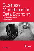 Okładka książki Business Models for the Data Economy