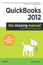 Okładka książki QuickBooks 2012: The Missing Manual