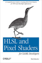 Okładka książki HLSL and Pixel Shaders for XAML Developers