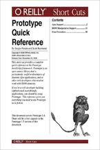 Okładka książki Prototype Quick Reference