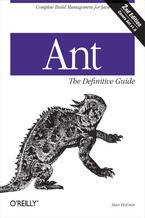 Okładka książki Ant: The Definitive Guide. 2nd Edition