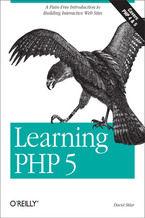 Okładka książki Learning PHP 5