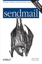 Okładka książki Sendmail. 3rd Edition
