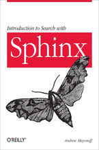 Okładka książki Introduction to Search with Sphinx. From installation to relevance tuning