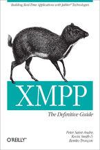 Okładka książki XMPP: The Definitive Guide. Building Real-Time Applications with Jabber Technologies