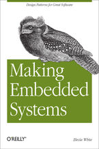 Okładka książki Making Embedded Systems. Design Patterns for Great Software