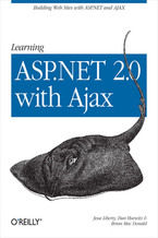 Okładka książki Learning ASP.NET 2.0 with AJAX. A Practical Hands-on Guide