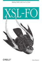 Okładka książki XSL-FO. Making XML Look Good in Print