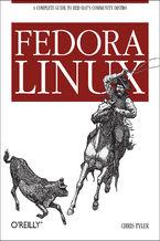 Okładka książki Fedora Linux. A Complete Guide to Red Hat's Community Distribution