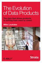 Okładka książki The Evolution of Data Products