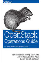 Okładka książki OpenStack Operations Guide