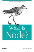 Okładka książki What Is Node?