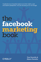 Okładka książki The Facebook Marketing Book
