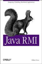 Okładka książki Java RMI