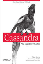 Okładka książki Cassandra: The Definitive Guide