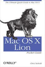 Okładka książki Mac OS X Lion Pocket Guide. The Ultimate Quick Guide to Mac OS X