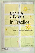 Okładka książki SOA in Practice. The Art of Distributed System Design