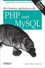Okładka książki Web Database Applications with PHP and MySQL. 2nd Edition