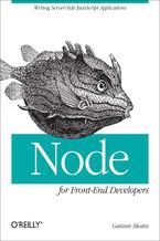 Okładka książki Node for Front-End Developers. Writing Server-Side JavaScript Applications