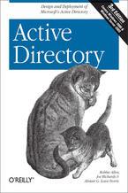 Okładka książki Active Directory. 3rd Edition