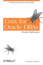Okładka książki Unix for Oracle DBAs Pocket Reference