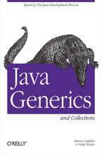 Okładka książki Java Generics and Collections