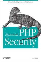 Okładka książki Essential PHP Security