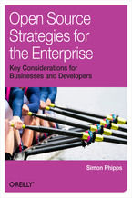 Okładka książki Open Source Strategies for the Enterprise