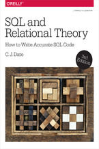 Okładka książki SQL and Relational Theory. How to Write Accurate SQL Code. 3rd Edition