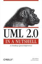 Okładka książki UML 2.0 in a Nutshell