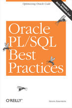 Okładka książki Oracle PL/SQL Best Practices. Optimizing Oracle Code