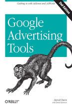 Okładka książki Google Advertising Tools. Cashing in with AdSense and AdWords. 2nd Edition