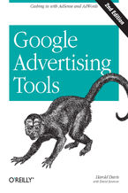 Okładka książki Google Advertising Tools. Cashing in with AdSense and AdWords. 2nd Edition