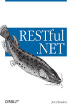 Okładka książki RESTful .NET. Build and Consume RESTful Web Services with .NET 3.5