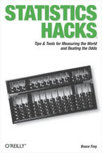 Okładka książki Statistics Hacks. Tips & Tools for Measuring the World and Beating the Odds