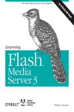Okładka książki Learning Flash Media Server 3