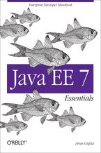 Okładka książki Java EE 7 Essentials. Enterprise Developer Handbook