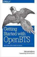 Okładka książki Getting Started with OpenBTS