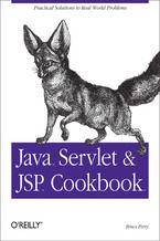 Okładka książki Java Servlet & JSP Cookbook