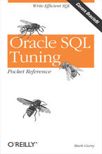 Okładka książki Oracle SQL Tuning Pocket Reference