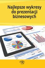 Okładka książki Najlepsze wykresy do prezentacji biznesowych