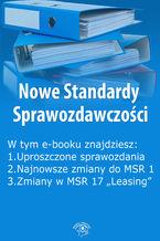 Nowe Standardy Sprawozdawczości , wydanie maj 2015 r. część I