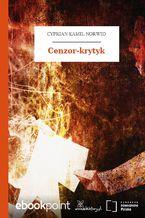 Cenzor-krytyk